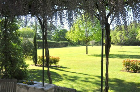 Moulin de la Roque, Noves, Provence - villa Cigales - living